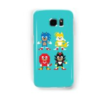 Sonic and Friends Samsung Galaxy Case/Skin