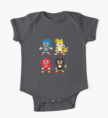 Sonic and Friends One Piece - Short Sleeve