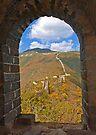 The Great Wall Series - at Mutianyu #6 by © Hany G. Jadaa © Prince John Photography