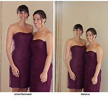 Photoshopped Picture of Bridesmaids by thebaum