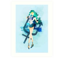 Sailormoon: Sailorneptune Giclee Art Print Art Print