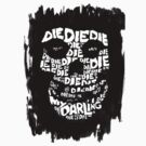 Die, Die Misfits inspired tee #2 by JadeCummins