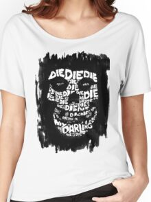 Die, Die Misfits inspired tee #2 Women's Relaxed Fit T-Shirt