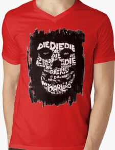 Die, Die Misfits inspired tee #2 Mens V-Neck T-Shirt