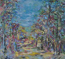 Bush Walk to Nelson Beach by Julie-Ann Vellios