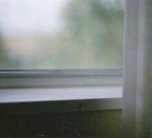 peeking through. by Stephanie Welling