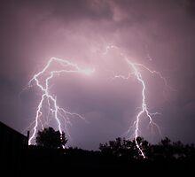Lightning Strikes Twice by celesteodono