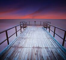 North beach Jetty, Western Australia by Marc Russo