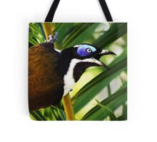 Blue-faced Honeyeater Tote Bag