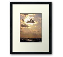 Clearwater Sky Framed Print