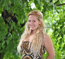 Beautiful Woman by Daidalos