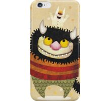 Friendship Monster iPhone Case/Skin