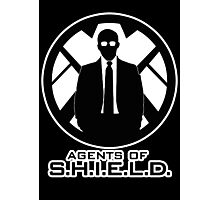 agent coulson Photographic Print
