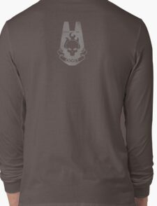 We Are ODST - Small on Back Long Sleeve T-Shirt