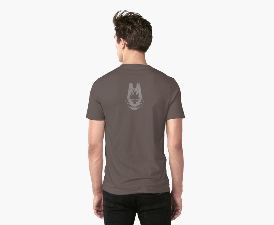 We Are ODST - Small on Back by 1138LTD