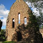 Beauly Priory by Carol Bleasdale