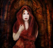 Red Madonna by annacuypers