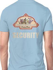 Five Nights at Freddy's - FNAF - Freddy Fazbear's Security Logo Unisex T-Shirt