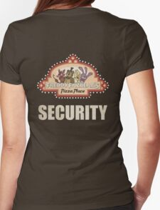 Five Nights at Freddy's - FNAF - Freddy Fazbear's Security Logo T-Shirt