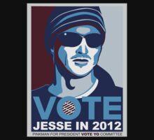 VOTE Jesse in 2012 BrBa shirt by BrBa