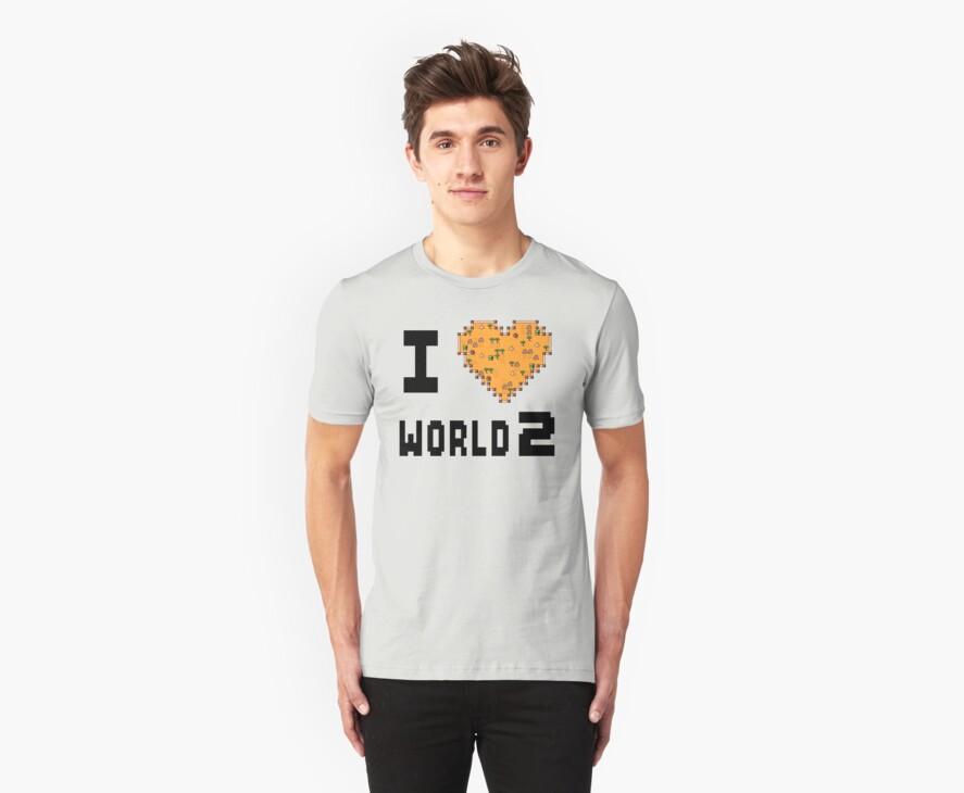 I Heart World 2 by Baardei