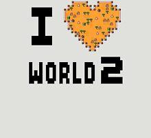 I Heart World 2 Unisex T-Shirt