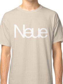 Helvetica Neue Classic T-Shirt