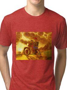 The Best Of Friends Tri-blend T-Shirt