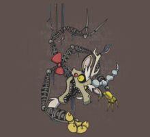 My Little Pony - MLP - FNAF - Discord Animatronic T-Shirt