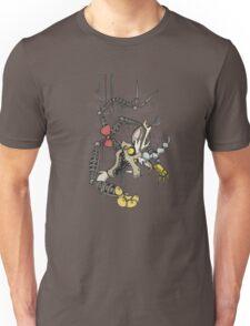 My Little Pony - MLP - FNAF - Discord Animatronic Unisex T-Shirt