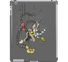 My Little Pony - MLP - FNAF - Discord Animatronic iPad Case/Skin