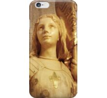 The Maid of Orléans iPhone Case/Skin