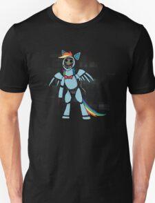 My Little Pony - MLP - FNAF - Rainbow Dash Animatronic T-Shirt