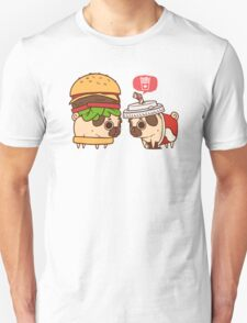 Puglie Burger and Drink T-Shirt