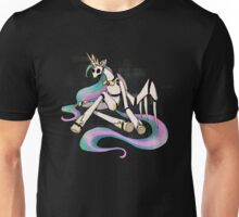 My Little Pony - MLP - FNAF - Princess Celestia Animatronic Unisex T-Shirt