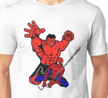 Spiderman-Rulk Unisex T-Shirt