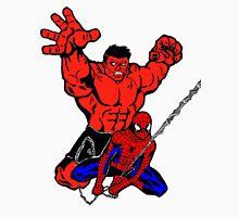 Spiderman-Rulk Unisex T-Shirt