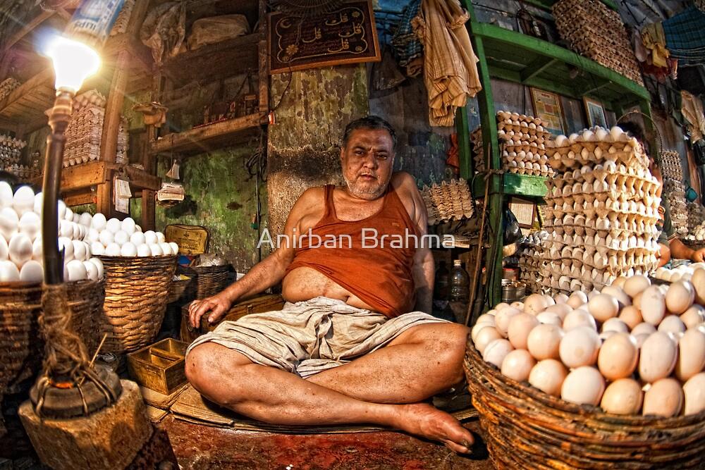 An Eggy Affair by Anirban Brahma