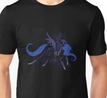 My Little Pony - FNAF - Princess Luna as the Puppet Unisex T-Shirt