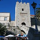 Korcula fortress by machka