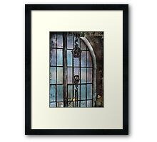 Steampunk - Gear - Importance of Industry  Framed Print