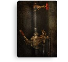 Steampunk - Plumbing - Number 4 - Universal  Canvas Print