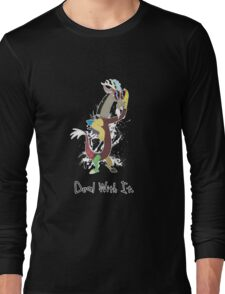 My Little Pony - MLP - Discord - Deal With It Long Sleeve T-Shirt
