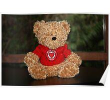 Bear Hugs Free Poster