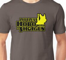 Littlest Hobo with a Shotgun Unisex T-Shirt