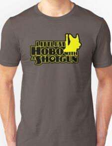 Littlest Hobo with a Shotgun T-Shirt
