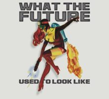what the future used to look like T-Shirt