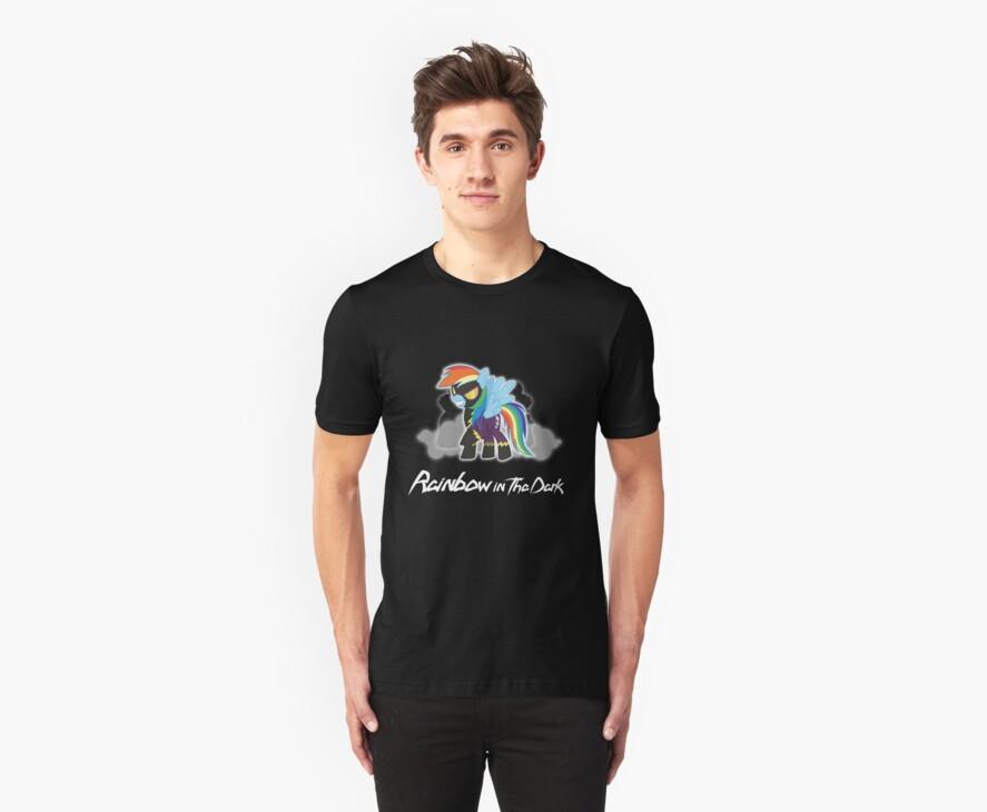 My Little Pony - MLP - Rainbow Dash - Shadowbolt - Rainbow in the Dark by Kaiserin