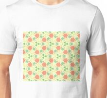 Abstract  geometry color seamless pattern . Unisex T-Shirt