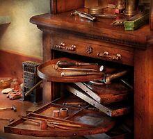 Dentist - Lab - Dental Laboratory  by Mike  Savad
